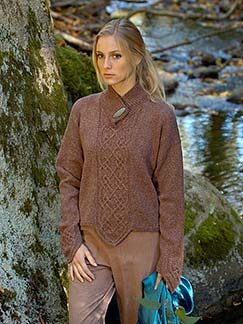 Elsebeth Lavold Silky Wool Estrid Kit - Women's Pullovers