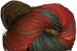 Fleece Artist Merino 2/6 Yarn - Red Fox (Discontinued)