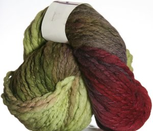 Lorna's Laces Revelation Yarn - Zombie BBQ