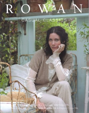 Rowan Pattern Books - Casual Classics  (Discontinued)
