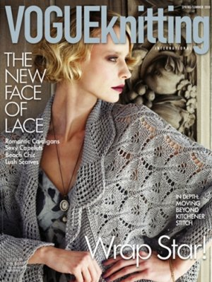 Vogue Knitting International Magazine - '10 Spring/Summer