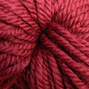 Misti Alpaca Super Chunky Hand Paint Yarn - 2124 Red