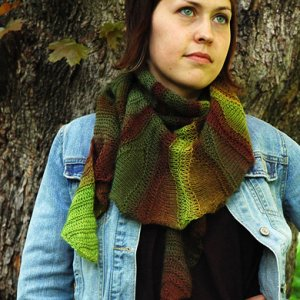 CPY Mini Mochi Coquille Kit - Scarf and Shawls