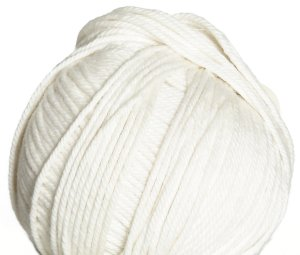 Debbie Bliss Cotton DK Yarn - 02 Off White