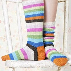 Spud & Chloe Fine Popsicle Socks Kit - Socks