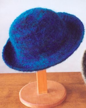 Fiber Trends Pattern Patterns - Felt Hat II Pattern