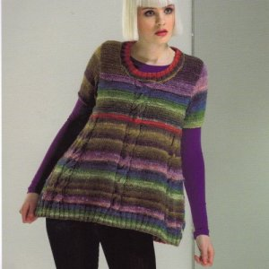 Noro Silk Garden Beauty Kit - Women's Pullovers