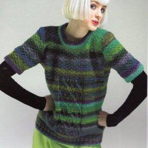 Noro Kureyon Relax Kit - Women's Pullovers