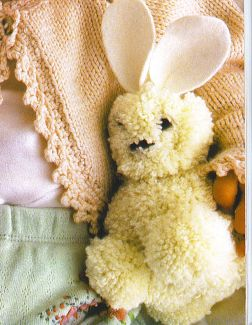 RYC Cashsoft Baby DK Fluffy Bunny Kit - Baby and Kids Accessories