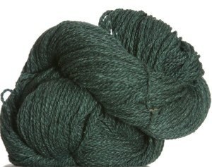 Elsebeth Lavold Silky Wool Yarn - 052 Hunter's Green (Discontinued)
