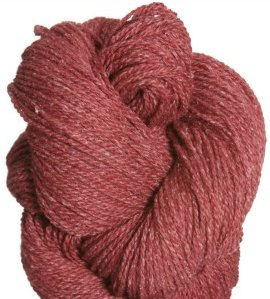 Elsebeth Lavold Silky Wool Yarn - 090 Persimmon (Discontinued)