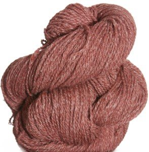 Elsebeth Lavold Silky Wool Yarn - 89 Rusty Pink