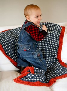 Berroco Remix Sofo Blanket Kit - Baby and Kids Accessories