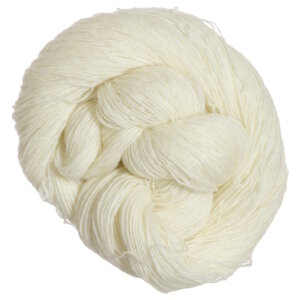 Isager Spinni Wool 1 Yarn - 0 Natural White