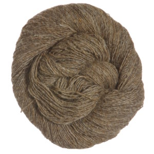 Isager Spinni Wool 1 Yarn - 08s Dark Natural Brown