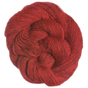 Isager Spinni Wool 1 Yarn - 28s Red