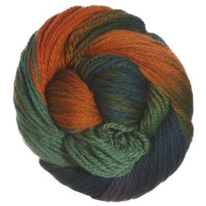Lorna's Laces Shepherd Worsted Yarn - Turtle Rodeo