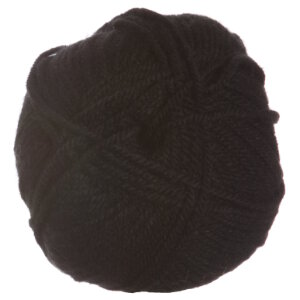 Plymouth Encore Worsted Yarn - 0217 Black