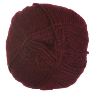 Plymouth Encore Worsted Yarn - 0999 Deep Burgundy