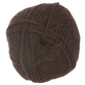 Plymouth Encore Worsted Yarn - 1444 Dark Brownheath