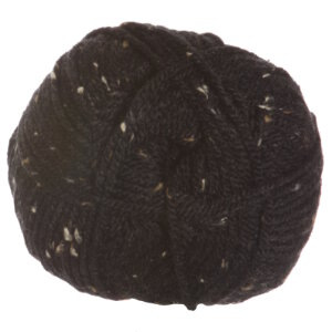 Plymouth Encore Tweed Yarn - 0217 Black