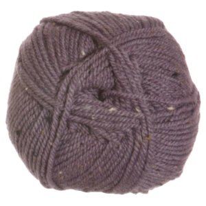 Plymouth Encore Tweed Yarn - 0461 Grape Jam