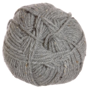 Plymouth Encore Tweed Yarn - T789 Grey