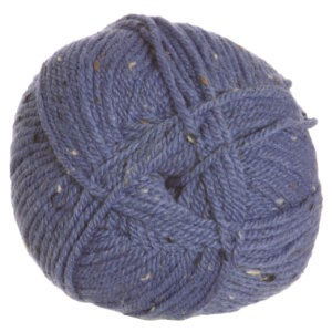 Plymouth Encore Tweed Yarn - 4108 Denim