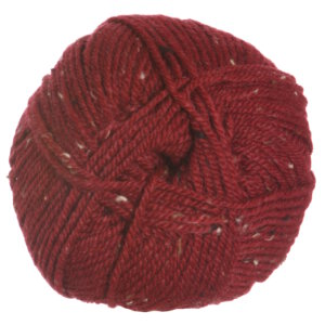 Plymouth Yarn Encore Tweed Yarn - 6389 Ruby