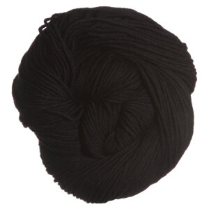 Plymouth Yarn Worsted Merino Superwash Yarn - 02 Black
