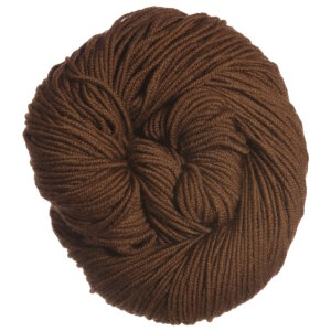 Plymouth Worsted Merino Superwash Yarn - 10 Chestnut