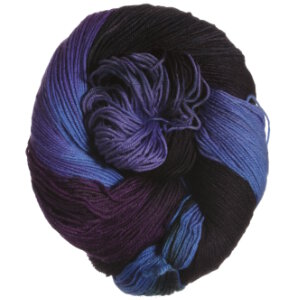 Lorna's Laces Shepherd Sock Yarn - Blueberry Snowcone