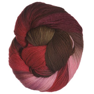 Lorna's Laces Shepherd Sock Yarn - Peppermint Mocha