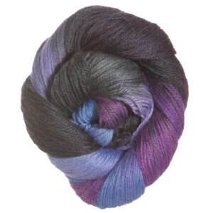 Lorna's Laces Honor Yarn - Blueberry Snowcone