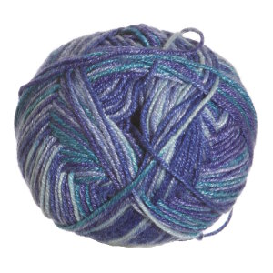 Crystal Palace Panda Silk Yarn - 5118 Outer Space (Discontinued)