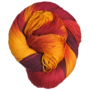 Lorna's Laces Shepherd Sock Yarn - Flames