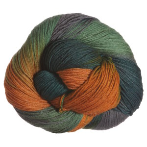 Lorna's Laces Shepherd Sock Yarn - Turtle Rodeo