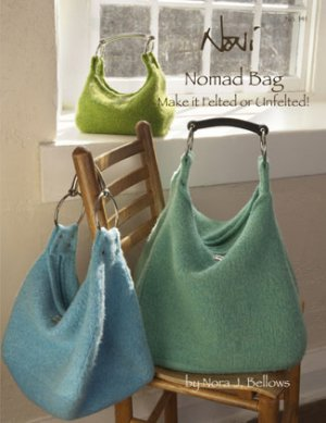 Noni Patterns - Nomad Bag Pattern