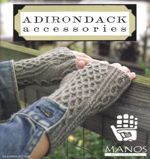 Manos del Uruguay Books - Adirondack Accessories