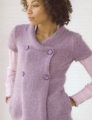 Rowan Kid Classic Koukla Cardigan Kit
