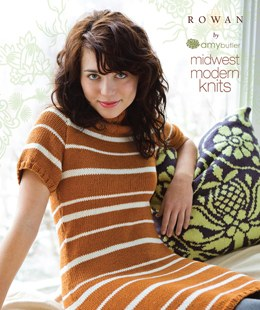 Rowan Pattern Books - Amy Butler: Midwest Modern Knits (Discontinued)