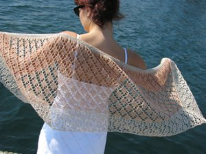Ilga Leja Handknit Designs Patterns - zFlight of Fancy Pattern