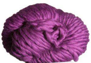 Twinkle Handknits Soft Chunky Yarn - 01 Eggplant (Discontinued)