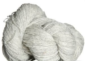Isager Spinni Wool 1 Yarn - 02s Lt. Natural Gray
