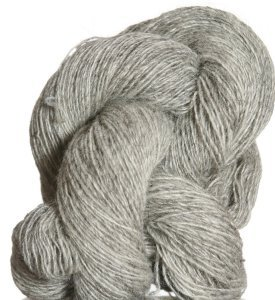 Isager Spinni Wool 1 Yarn - 03s Med. Natural Gray