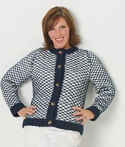 Skacel Collection, Inc. Patterns - Classic Jacket Pattern