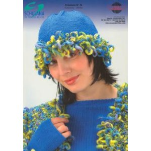 Schulana Pattern Books - Crealana 16 - Fall 2005