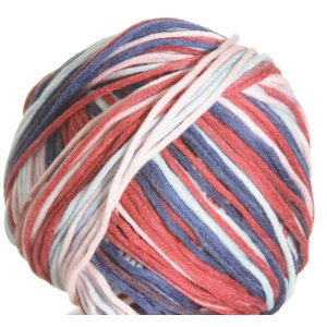 Zitron Loft Color Yarn - 540 Red and Blue