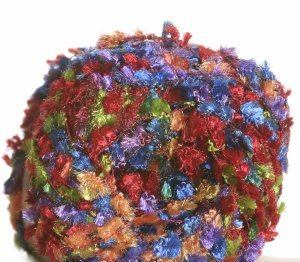 Crystal Palace Little Flowers Yarn - 9552 - Confetti