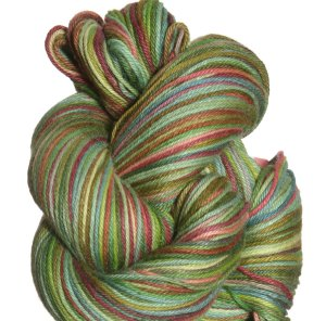 Misti Alpaca Pima Silk Hand Paint Yarn - 03 Apple Tree